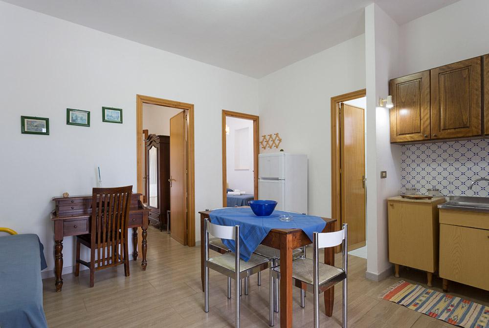 Blu Onda Trilocale Piano Terra - San Vito Vacanze - San Vito Lo Capo